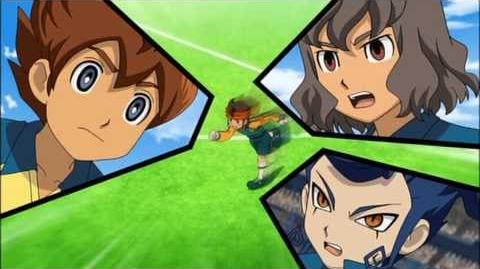Inazuma Eleven Dream Match Megaton Head and Arashi Tatsumaki Hurricane