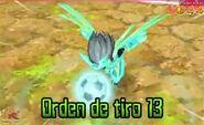 Orden de tiro 13 3DS 2