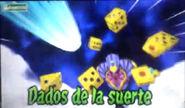 Dados de la suerte 3DS 8