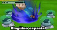 Pinguino espacial ds