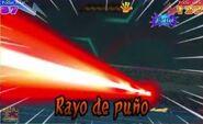 Rayo de puño 3DS 7