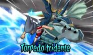 Torpedo tridente 3DS 8