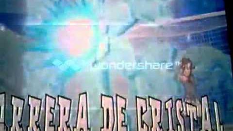 Inazuma Eleven GO Barrera de Cristal