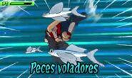 Peces voladores 3DS 3
