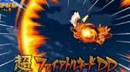 Tornado de fuego dd juego 7