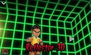 Reflector 3D juego