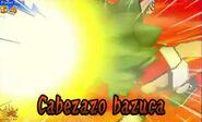 Cabezazo bazuca 3DS 5