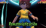 Rematerialización 3DS 5