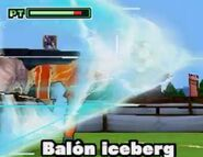 Balon iceberg ds 3