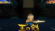 Espada del rey juego 5