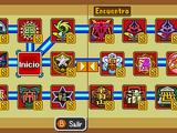 Lista de Cadenas de Partidos (Inazuma Eleven 2)