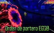 Orden de portero EG08 6
