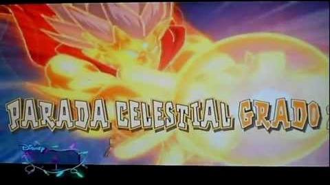 Parada Celestial Grado 2 HD