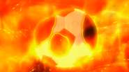 Soccer Ball Burnt CS 5 HQ