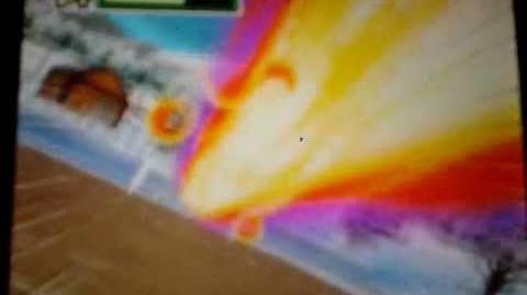 Inazuma eleven 2 Cañon de Meteoritos
