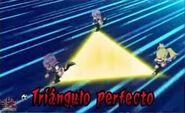 Triángulo perfecto 3DS 3