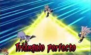 Triángulo perfecto 3DS 7