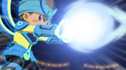 Shinsuke Armed trying to stop Shoot Command 07 CS 16 HQ