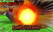 Bomba saltarina 3DS 3