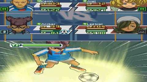 Inazuma Eleven 3 The Ogre Heaven's Ascent
