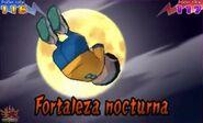 Fortaleza nocturna 3DS 4