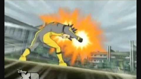 Inazuma eleven Fuego Helado