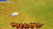 Torbellino Yakimochi juego 3