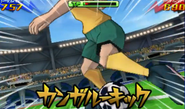 Patada Canguro 3DS 2