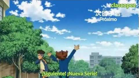 Inazuma Eleven GO Chrono Stone 1 Preview Sub Español