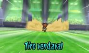 Tiro vendaval 3DS 3