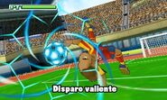 Disparo Valiente (IE 3-3DS)
