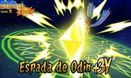 Espada de Odín (3DS-GO)