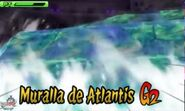 Muralla de Atlantis 3DS