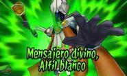 Mensajero divino Alfil Blanco 3DS