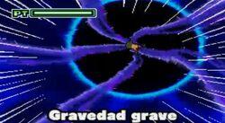 Gravedad grave