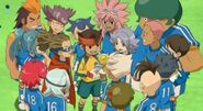 Inazuma Japan GO Movie