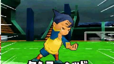 Inazuma Eleven 2 Kung Fu Head
