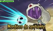 Mordisco de serpiente 3DS 7