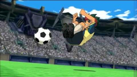 Original MovieInazuma Eleven The Ogre God Canon VS Electric Trap