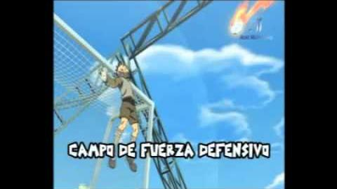 Supertécnica - Campo de fuerza defensivo - Insituto Brain