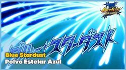 Blue Stardust Polvo Estelar Azul Inazuma Eleven - Orion no Kokuin-0