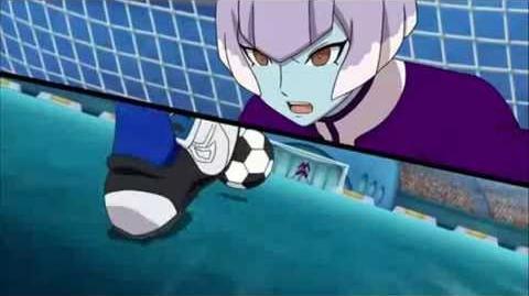 Inazuma Eleven GO Galaxy Episode 26 イナズマイレブンGO ギャラクシー 26 Soul Hayabusa ハヤブサ HD
