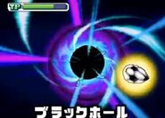 Black hole ds