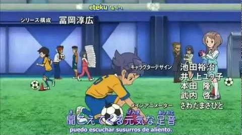 Inazuma Eleven GO Op 3 Ohayou! Shining Day! - Sub Español