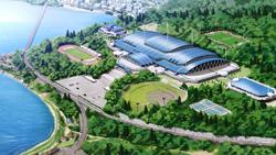 Centro de deportes Inazuma Japon Ares (Dia)