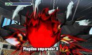 Pingüino Emperador X (IE 3-3DS)