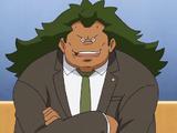 Ganseki Saito
