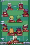 Formación del Zoolan Team (VJ)