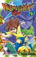 Inazuma Eleven GO Volumen 5 en Español
