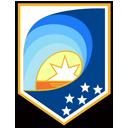 Big Waves (GO) Emblema
